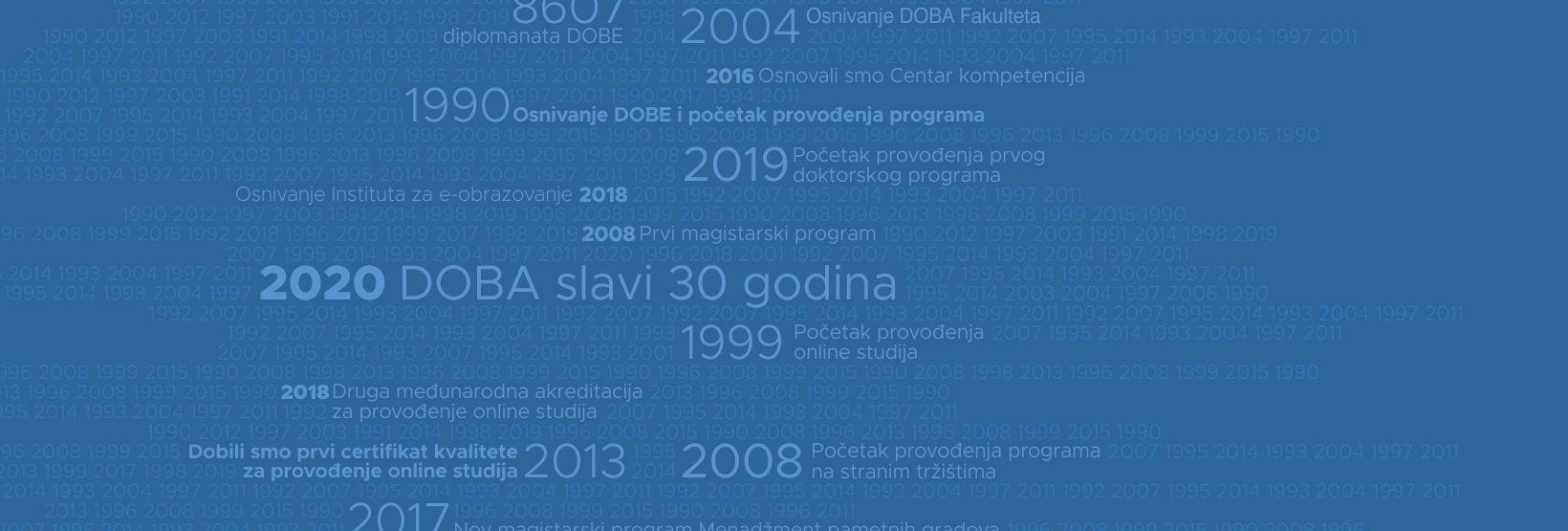 Predsjednik RS Borut Pahor počasni je pokrovitelj događaja povodom 30. obljetnice DOBE