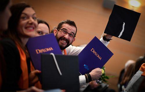 Svečana dodjela diploma 2018.