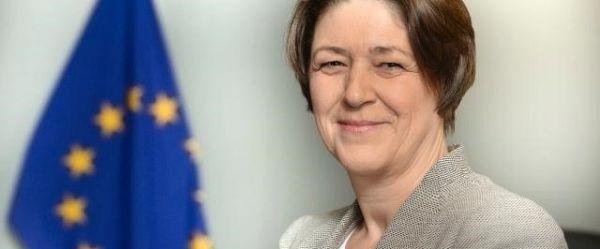 Violeta Bulc, europska povjerenica na DOBA Fakultetu